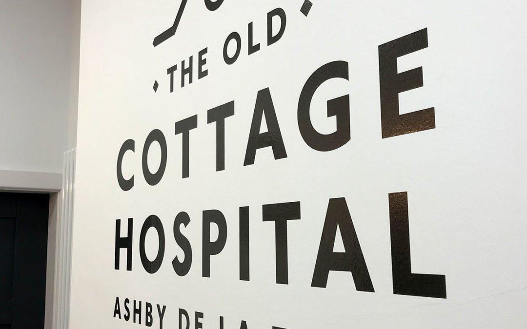 Case Study: Old Cottage Hospital Logo and Signage