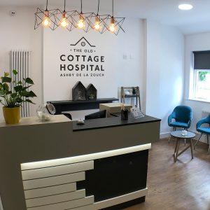 The Old Cottage Hospital logo