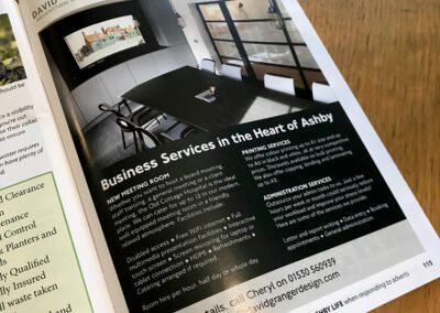 Advertising – David Granger Architectural Design