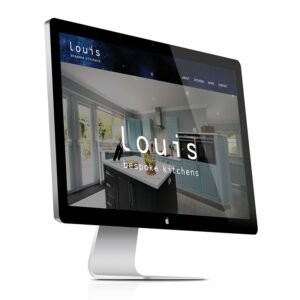 Web design – Louis Bespoke Kitchens