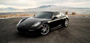 I'm not a Porsche customer