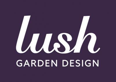Lush Garden Design Logo