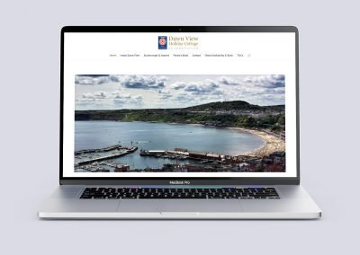 web site design holiday let