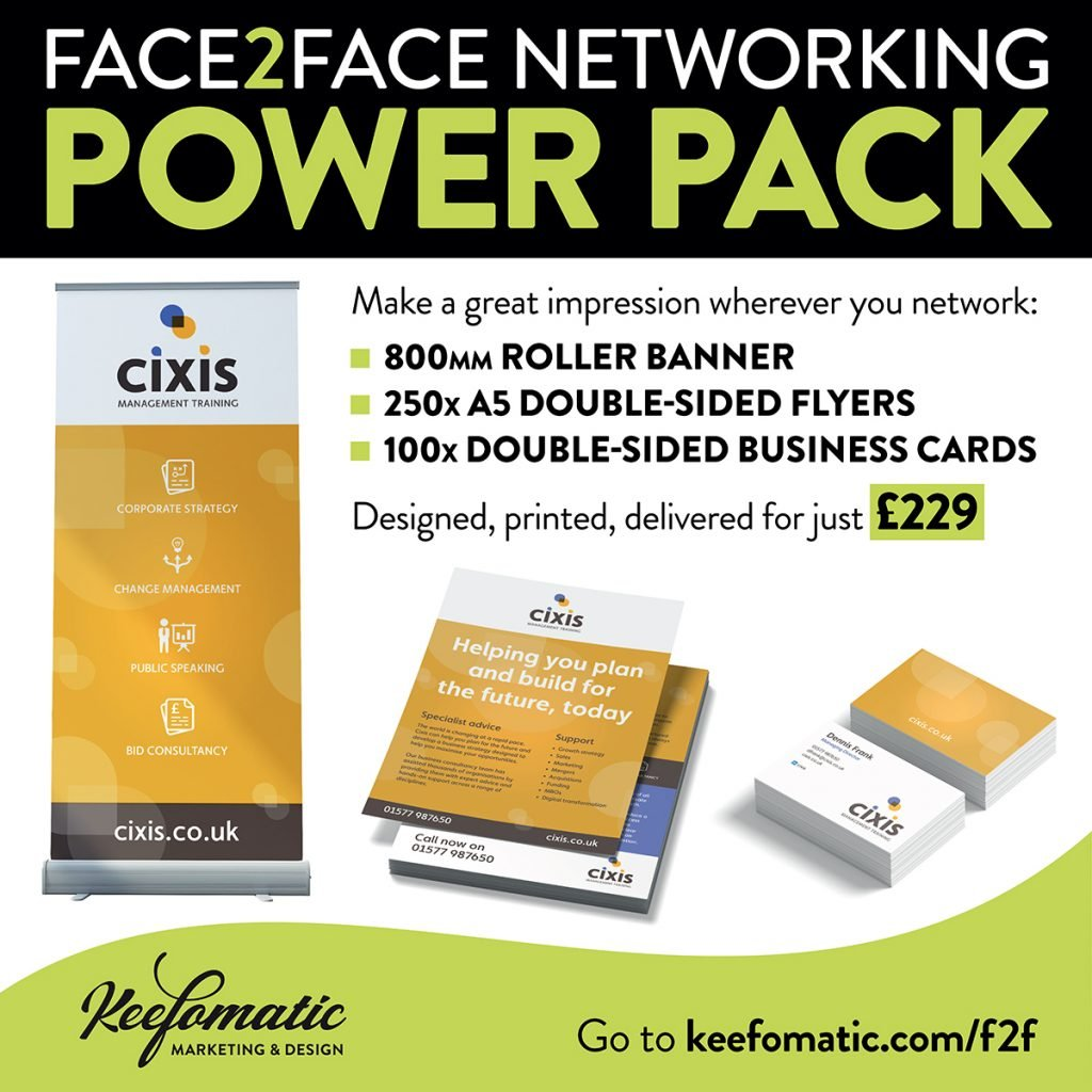 Face2Face Networking Power Pack