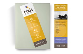 Print for networking – bookmarks