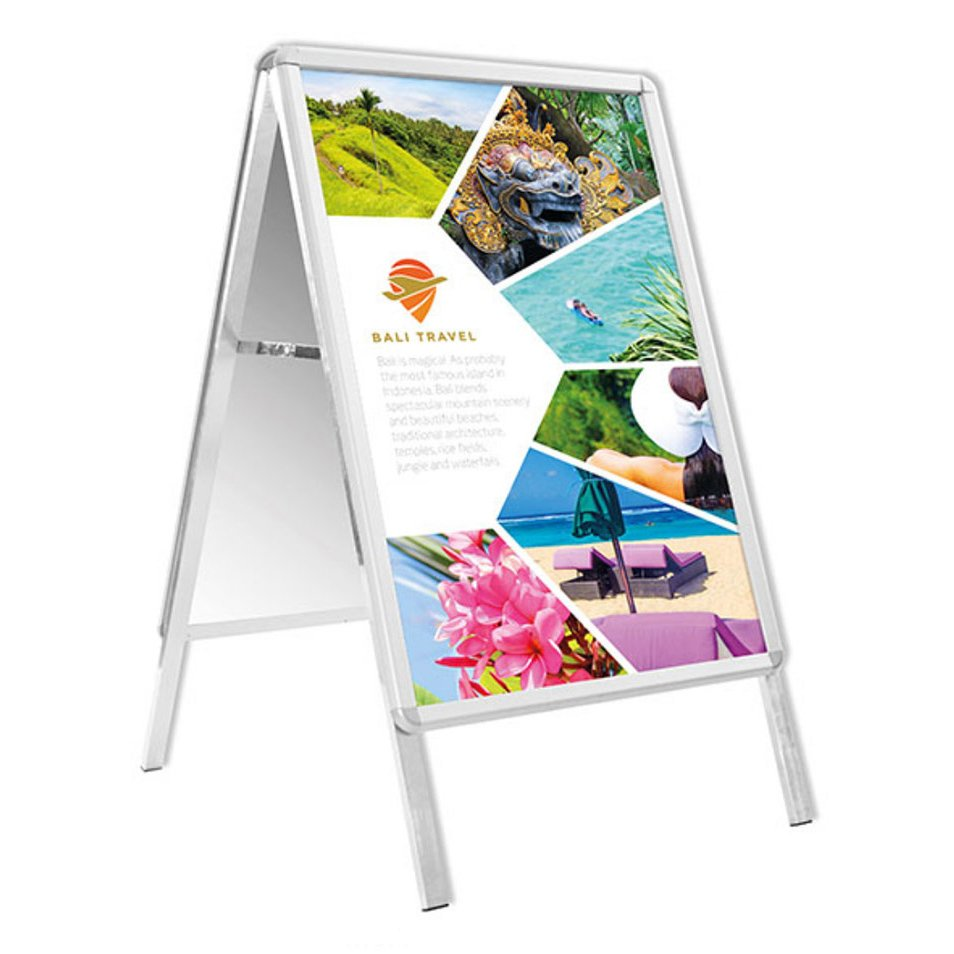 A2 Pavement Poster A-Board