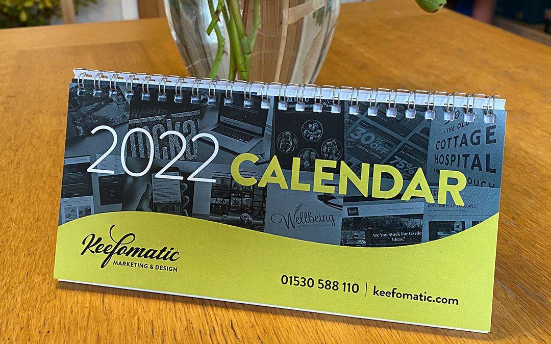 Desk Calendars Offer Incredible Value